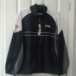 Seahawk wind breaker jacket